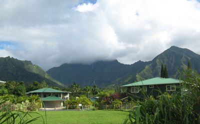 Photo for 2 minute Walk to Hanalei Bay sand, Gorgeous Home on cul-de-sac