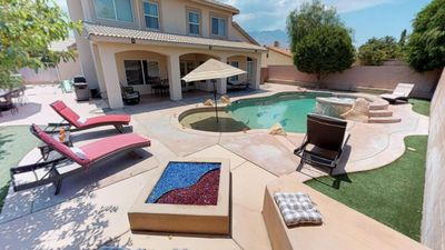 Photo for Exclusive private oasis in Palm Springs