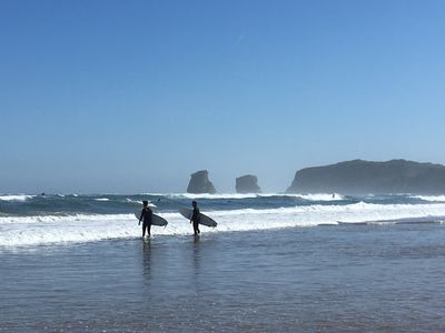 Photo for T2 apartment in Hendaye Plage