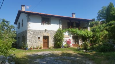 Photo for Apartment in Asturian country house, close to beach