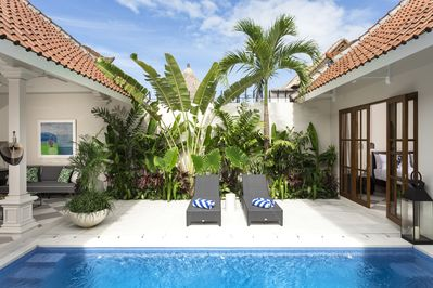 2 Bedroom Utopia in Seminyak Centre