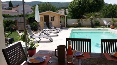 Photo for 3BR Guest House Vacation Rental in Méthamis, Provence-Alpes-Côte-D'Azur