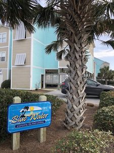 Photo for Beautiful ocean views! Dog friendly condo with pool and direct beach access.