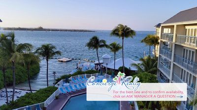 Photo for The Galleon Resort in Beautiful Key West. Amazing Views! Two bedroom. Book Now!