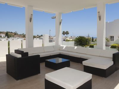 Photo for Fantastic new built villa with swimming pool