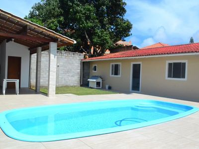 Photo for Two-Bedroom House - Pool - English