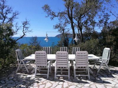 Photo for VILLA PINETA- Wonderful holiday house on the sea