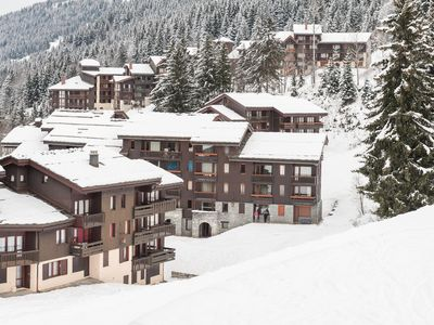 Photo for Residence Les Chalets de Valmorel - Maeva Private individuals - 2 room apartment for 4 people Selection