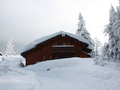 Photo for Chalet - Carroz d''Araches