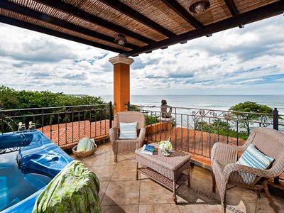 Photo for Beachfront ocean view luxury penthouse. Perfect for you!