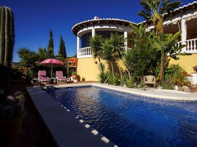 Photo for Immaculate 2 Bedroom 2 Bathroom  Villa  with private pool for 4 (MAX 6)