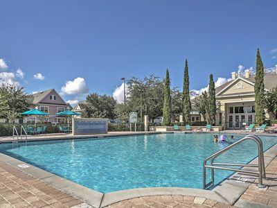 Photo for 4BR Kissimmee Villa w/2 Master Suites Near Disney!