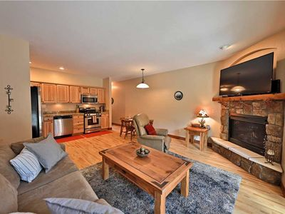 Photo for Downtown dog friendly condo - Walk to festivals and restaurants