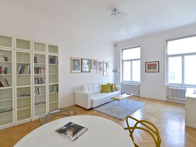 Photo for 1BR Apartment Vacation Rental in Prague, Prague