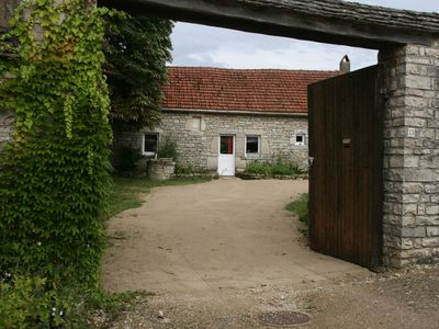 Photo for Charming house in Burgundy