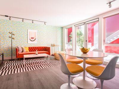 Photo for Sonder | Eitol Towers | Artsy 2BR + Terrace