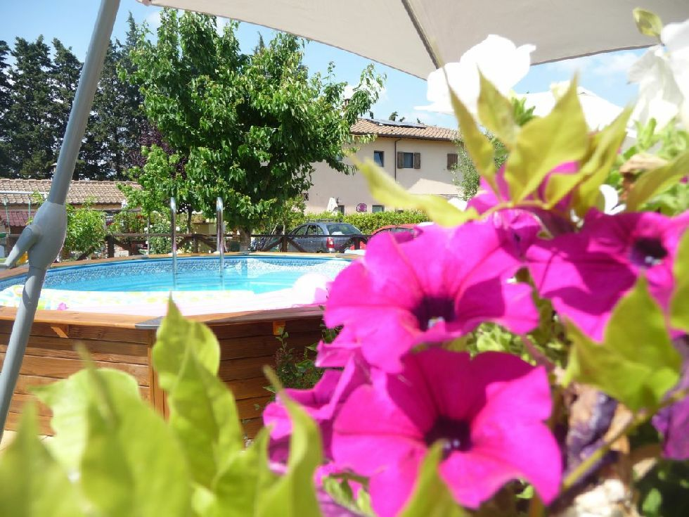 Bed And Breakfast In Tuscany Near Siena