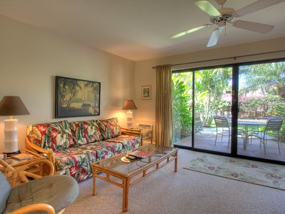 Photo for Nicely Renovated Condo Near 'Tropical Pool'