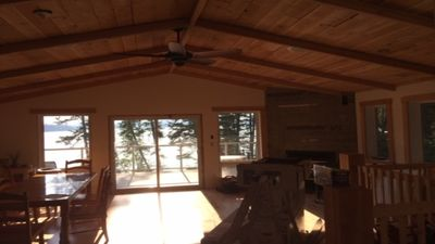 Photo for 3BR Cabin Vacation Rental in Bridge Lake, BC