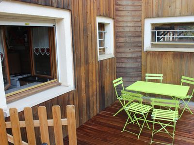 Photo for Charming apartment 45m² 3 rooms on Gerardmer, 2 stars