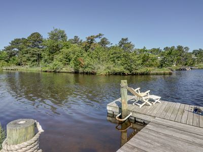Photo for North Shore Shabby & Chic 5BR Beach Cottage 1 Block to Beach w/ Community Pool & Tennis