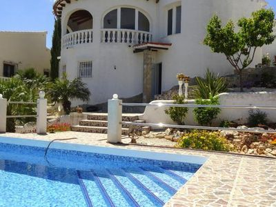 Photo for holiday home, Benitachell Cumbre del Sol  in Um Valencia - 6 persons, 3 bedrooms