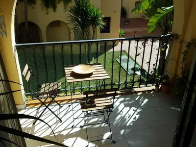 Photo for BEAUTIFUL APARTMENT 50 METERS FROM THE BEACH.