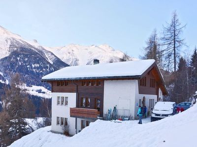 Photo for Apartment Chalet Pantke, Wohnung Breithorn in Lax - 5 persons, 2 bedrooms