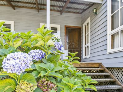 Photo for Renovated, economical two story air-conditioned home at Blackheath