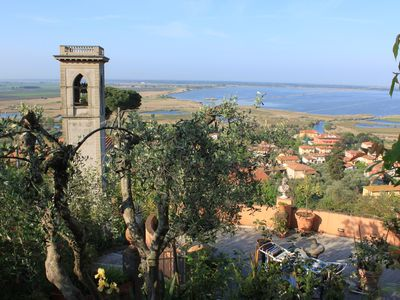 Photo for Villa Venuleia panoramic and relaxing.