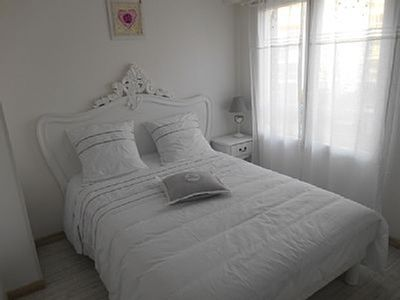 Photo for Beautiful 2 rooms of standing, classified 3 stars, in the heart of St-Raphael, near sea