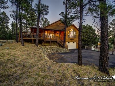 Photo for 3BR Cabin Vacation Rental in Alto, New Mexico