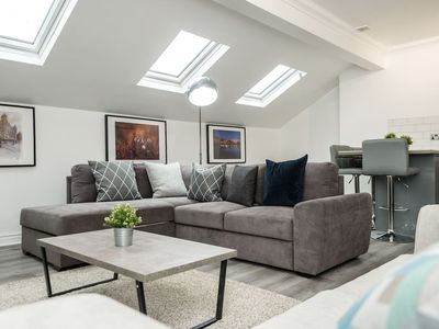 Photo for Stylish Loft Apt. in heart of Liverpool