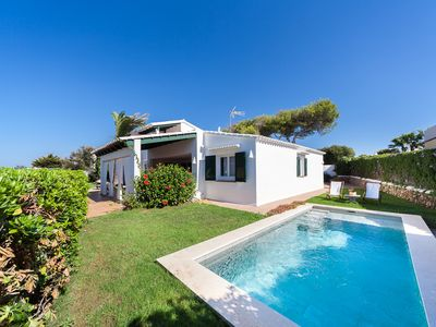 Photo for Villa in Cap d'en Font with beautiful views.