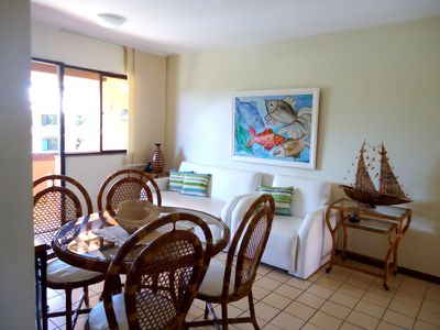 Photo for , two bedrooms, two bathrooms Cond. Summer House Genipabu, Guarajuba