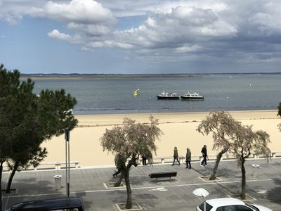 Photo for Arcachon Seafront Hypercentre T2 4 people 55 m2