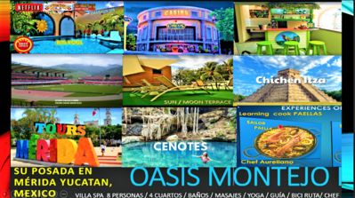 Photo for NEW VILLA OASIS MONTEJO I. SPA. 8 PERSONAS.4DOR. Mín. 2 noches. Galería de Arte