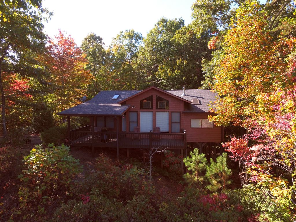 Cozy And Romantic Cabin With Mountain View Vrbo