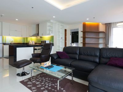 Photo for The Shine, 80m2, 1 bdr, 5 star