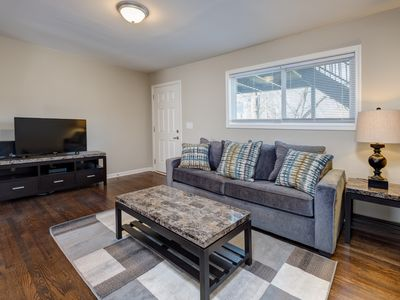 Photo for Newly Remodeled 2BR - Near Downtown Restaurants, Shopping & Live Music
