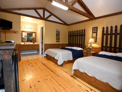 Photo for Attractive Cabin in Country Settings
