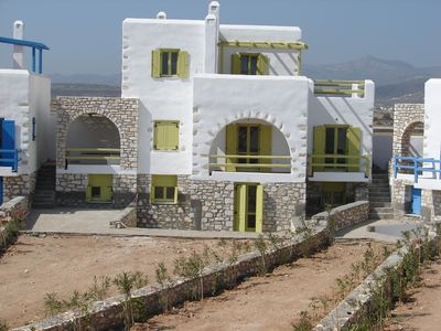 Photo for Archipelagos villas - Villa Syros for 6-8 persons close to the sea
