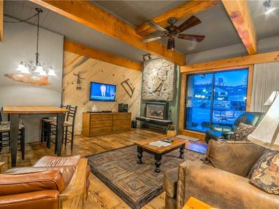 Discounted lift tickets! Remodeled Steamboat Condo With Mountain Views!
