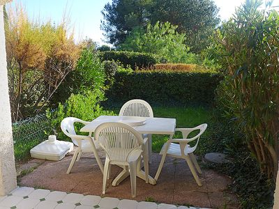 Photo for One bedroom Apartment, sleeps 4 in Les Lecques with WiFi