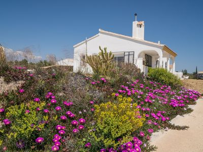 Photo for Splendid, spacious Spanish style holiday villa with mountain views