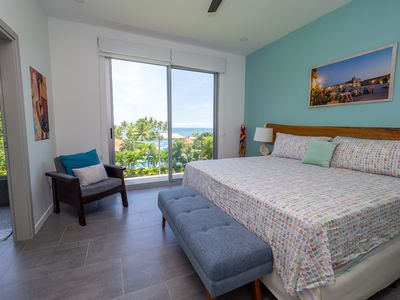 Sunset Boulevard Ocean view Jaco Beach Condo