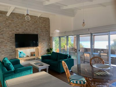 Admiral's Deck - Blue River Apartments - Wooli
