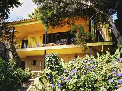 Photo for Quaint Apartment in Lloret de Mar with Sea Nearby