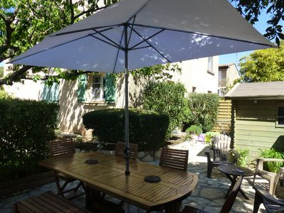 Photo for F3 GROUND FLOOR quiet 30 meters from the bike path and 10 minutes from the sea