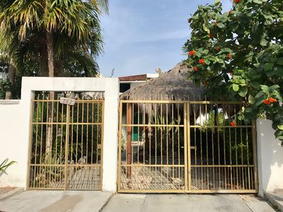 Photo for Cozy Modern 3 bedroom House 1 block from the beach